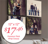 Canvas On Demand: 82% Off 12x12 Canvas