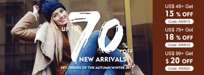 Get 20 Off ABC Fashion Coupon Code more w/ ABC Fashion Promo 49