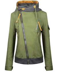 Firevogue: 34% Off For Front Hood Jacket