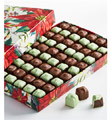Fannie May: 50% Off Mint Meltaways Poinsettia Wrap