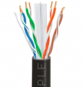 Cmple: 10% Off Cat6 PVC Bulk Ethernet/LAN Cable 23AWG CCA 550MHz 1000 Feet Black
