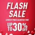 Luvyle: 30% Off Flash Sale
