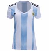 Awishdeal: 2018 Argentina Home Women's Soccer Jersey Shirt From $16.99