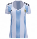 Awishdeal: 2018 Argentina Home Women's Soccer Jersey Shirt From $16.99