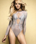 Lasenza: 40% Off Long-Sleeve Shine Bodysuit