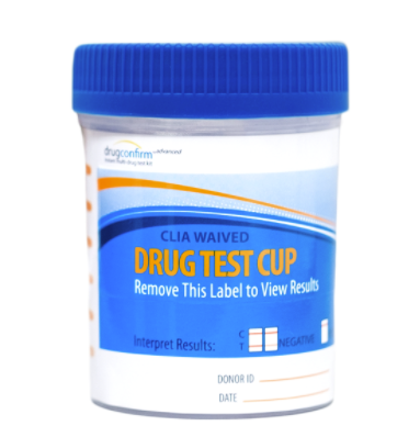 Test Country: 12 Panel DrugConfirm Advanced CLIA Waived Urine Drug Test Cup Just $146.25