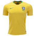 Fansversion: 2018 World Cup Brazil Home Yellow Soccer Jersey Shirt Just $24.99