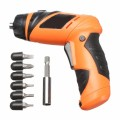 Toolforvip: 10% Off Cordless Wireless Mini Portable 6V Screwdriver Electric Drill Battery Operated