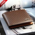 Toolforvip: 10% Off Men's PU Leather Wallet
