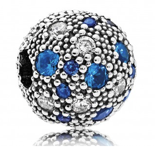 Buycharmsforlove: 82% Off PANDORA Cosmic Stars, Multi-Colored Crystals & Clear CZ Clip