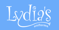Click to Open Lydia's Uniforms Store