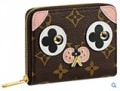 Topposhbags: Save 34% On Louis Vuitton Monogram Canvas Zippy Coin Purse An Adorable Dog