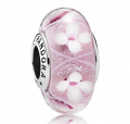 Buycharmsforlove: 75% Off PANDORA Pink Field Of Flowers Charm