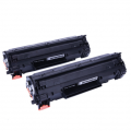 Tmart: 13% OFF With Coupon TONER0509 For 2pcs CE278A/CRG128 Toner Cartridge With Free 4-day Shipping By Tmart Express