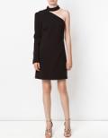 Farfetch: 30% Rabatt Kleid Mit Asymmetrischem Ausschnitt