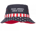 E4Hats: America Great Again Embroidered Mesh Cap For $22.99