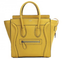 Topposhbags: Save 30% On Celine Luggage Small Tote In Calfskin Yellow