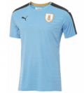 Jerseysbuzz: 2016 Uruguay Home Soccer Jersey Kit For $24.99