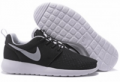 Firesneakers: 65% Off Nike Mens Roshe One Running Shoe Dark Black/White