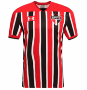 Jerseysbuzz: 17-18 Sao Paulo Away Soccer Jersey Shirt For $14.99