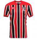 Jerseysbuzz: 17-18 Sao Paulo Away Soccer Jersey Shirt For $14.99
