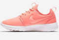 Firesneakers: 60% Off Nike Womens Roshe Two Shoes Orange/White