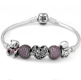 Buycharmsforlove: 81% Off PANDORA A Mother's Love From Daughter Charm Bracelet 1264