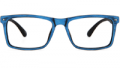 Zeelool: Cytheria Rectangle Glasses For $25.95