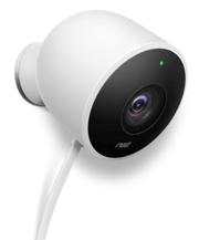 MassGenie: Nest Cam Outdoor Security Camera - White For $149.99