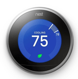 MassGenie: Nest Learning Thermostat 3rd Generation For $159.99
