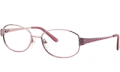 Zeelool: Mermaid Oval Pink Glasses For $25.59