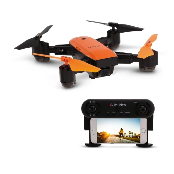 RCmoment: IDEA7 720P GPS Drone Only $89.99