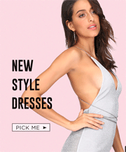 Chicgal: 50% Off New Style Dresses