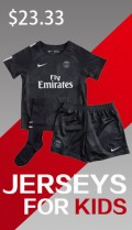 Evenprice: Jersey For Kids Only $23.33