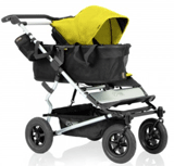 Modern Nursery: $130 Off Mountain Buggy Single Duet Stroller