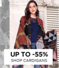 Chicgal: 55% Off Sweaters & Cardigans