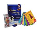 Karen Pryor Clickertraining: Dog Training Kit For $19.95