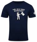 CBS Store: 72% Off The Big Bang Theory Big Shot Astronaut T-Shirt