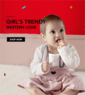 Patpat: 45% Off Baby & Toddler Girl Dress