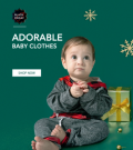 Patpat: 35% Off Best Selling Baby Clothing