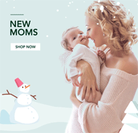 Patpat: 50% Off New Moms' Clothing