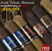 Cigar Page: 45% Off Drew Estate's Top Sellers