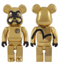 Evisu Group Limited: RBRICK 1000% Gold-plated Figure For $710