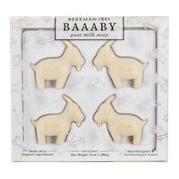 Beekman1802: BAAABY Goat Milk Soap 4-Pack Just Sale $40