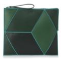 Reebonz: 19% Off Heio London The Cube Large Clutch
