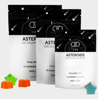 Infinite CBD: Asteroid From $11.99
