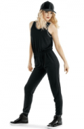 Dancewear Solutions: Balera Athletic Stripe Romper For $42.95