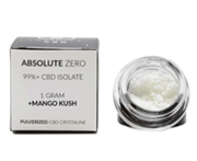 Infinite CBD: Absolute Zero From $27.5