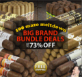 Cigar Page: 73% Off Bundle Bungle