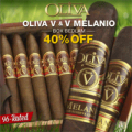 Cigar Page: 40% Off Serie V Melanio